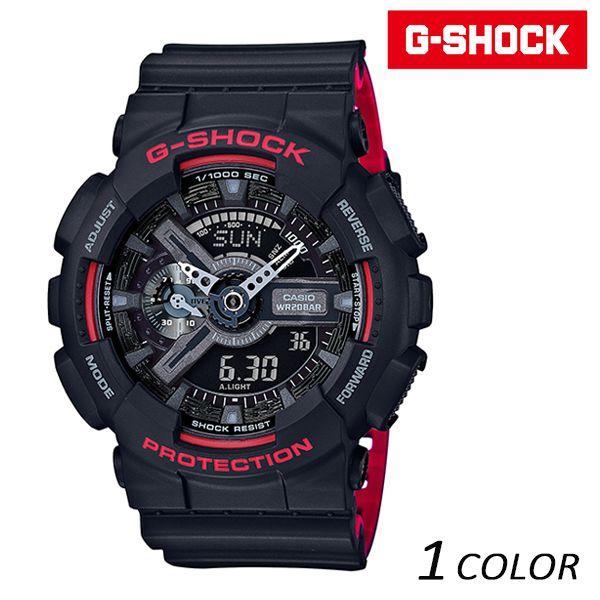 送料無料 時計 G-SHOCK ジーショック GA-110HR-1AJF EE K24