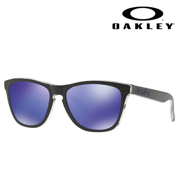 送料無料 サングラス OAKLEY オークリー FROGSKIN フロッグスキン OO9245-5854 EE L19