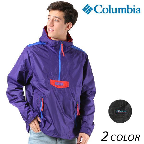 送料無料 メンズ ジャケット Columbia コロンビア Santa Ana Anorak Jacket PM3382 FF1 B14