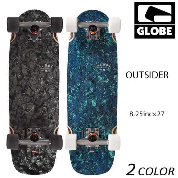 送料無料 クルージングボード GLOBE グローブ OUTSIDER 8.25インチ FF C7