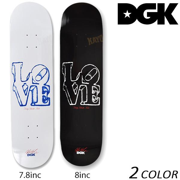 送料無料 スケートボード デッキ DGK ディージーケー MR JOSH KALIS PACK HERITAGE DECK DM8 FF C7