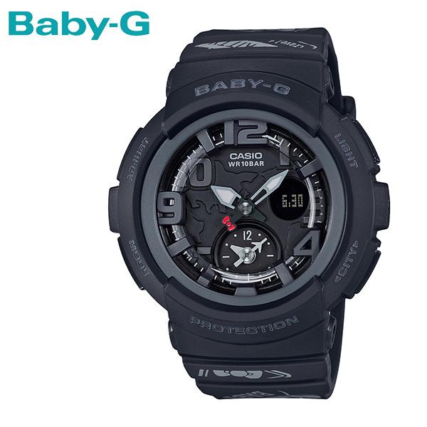送料無料 BABY-G ベビージー ハローキティコラボ 腕時計 BGA-190KT-1BJRレディース FF C10