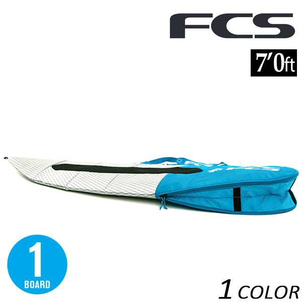 送料無料 サーフィン ハードケース FCS エフシーエス 3D DAY FUNBOARD BDY-070-FB-TEL 7'0 ファンボード用 FX C26