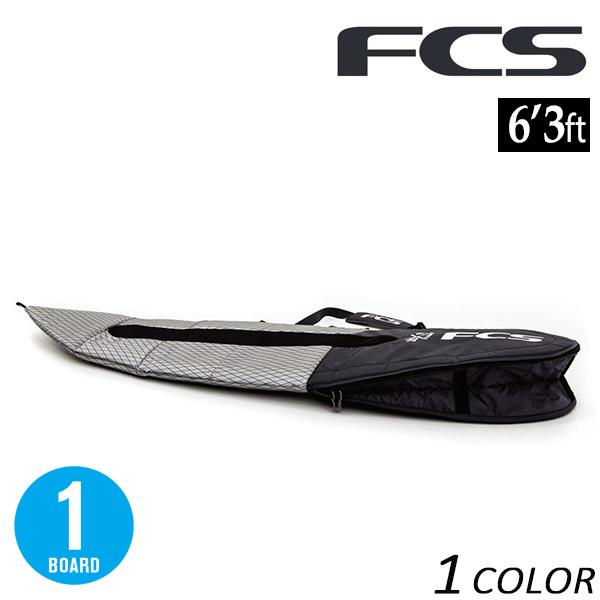 送料無料 サーフィン ハードケース FCS エフシーエス 3D FLIGHT ALL PURPOSE BFL-063-AP-CHA 6'3 ショートボード用 GX C16