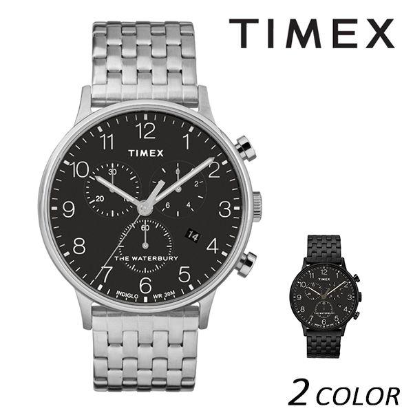 送料無料 時計 TIMEX タイメックス ウォーターベリークラシッククロノ FF D16
