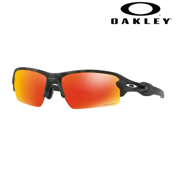送料無料 サングラス OAKLEY オークリー Flak 2.0 Black Camo Collection OO9271-2761 メンズレディース FF D12