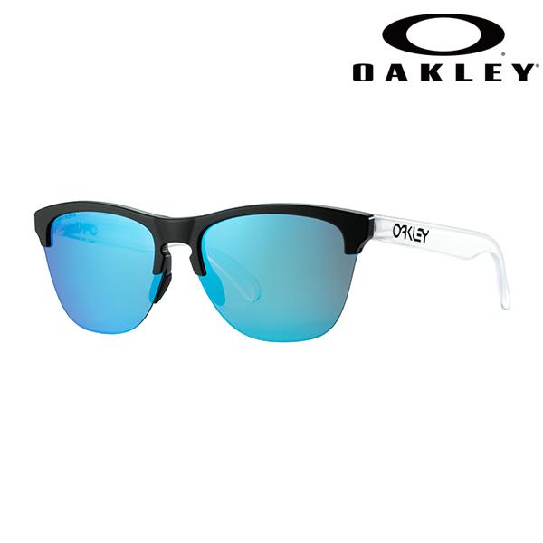 送料無料 サングラス OAKLEY オークリー Frogskins Lite OO9374-0263 メンズレディース FF D12
