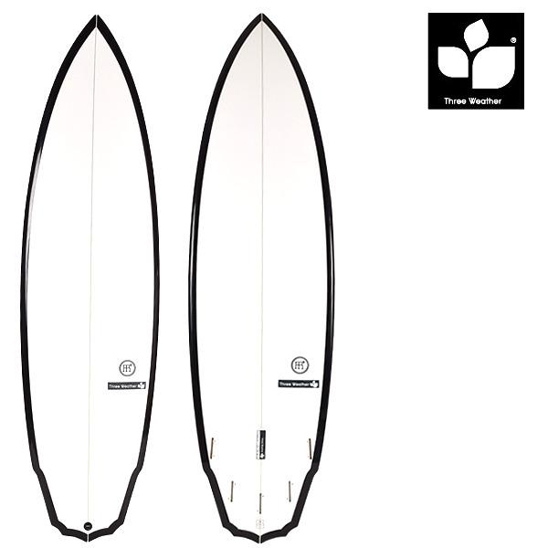 サーフボード ショート THREE WEATHER スリーウェザー PERFORMER+ パフォーマープラス FF D18