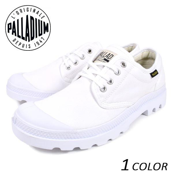 ブーツ PALLADIUM パラディウム PAMPA OX ORIGINALE 75331-101 FX E9
