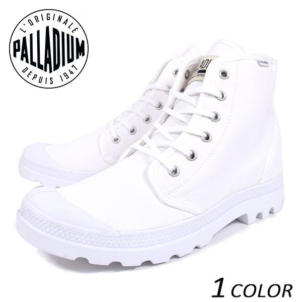 ブーツ PALLADIUM パラディウム PAMPA HI ORIGINALE 75349-101 FX E9