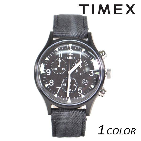 送料無料 時計 TIMEX タイメックス MK1 スチールクロノ 42mm FF E14