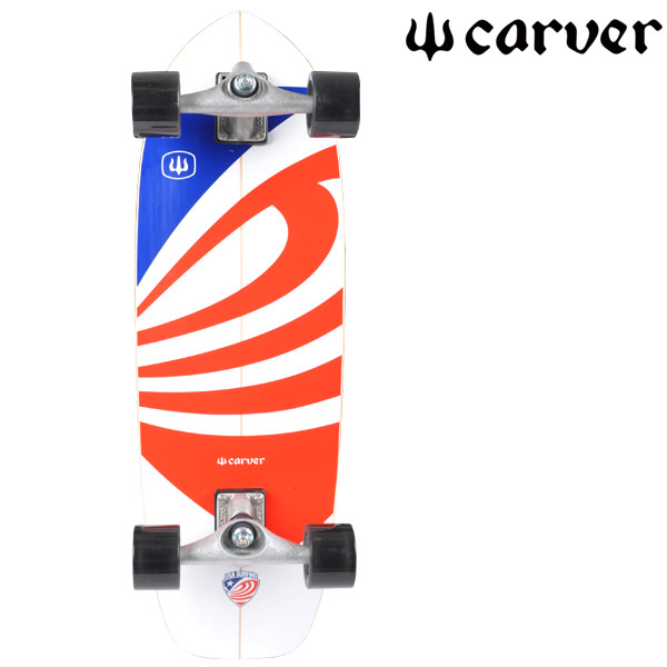 送料無料 サーフ スケートボード コンプリート CARVER カーバー BOOSTER CX4 FF F12