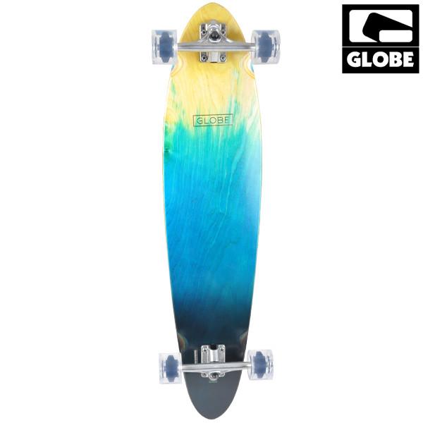 送料無料 ロングスケートボード GLOBE グローブ PINNER CLASSIC BL FADEDYE FF F14
