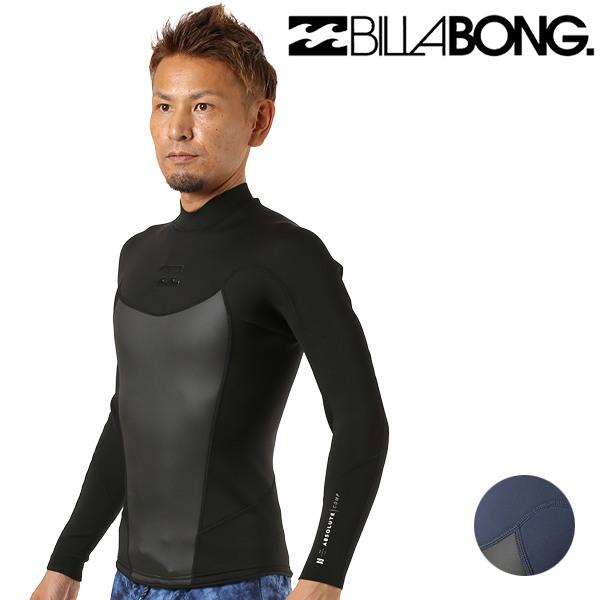送料無料 SALE セール 20%OFF メンズ ウェットスーツ 長袖 タッパー BILLABONG ビラボン ABSOLUTE COMP AI011-891 2mm FF F28