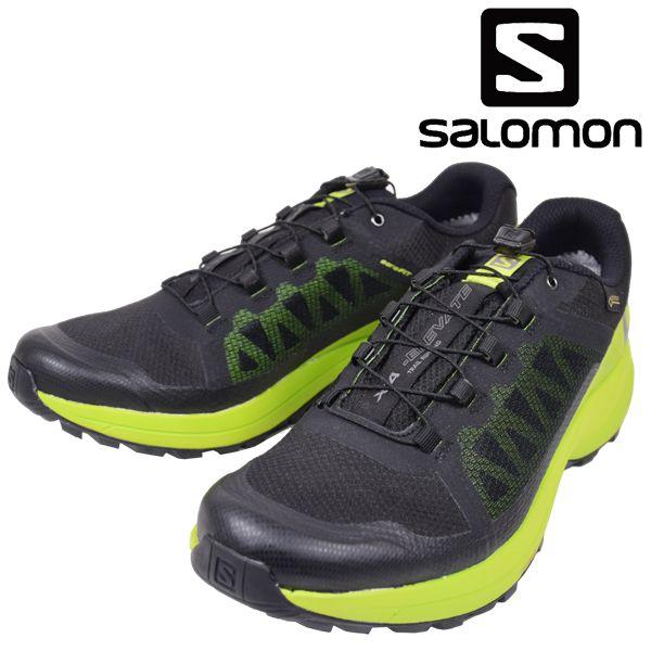 送料無料 メンズ シューズ SALOMON サロモン XA ELEVATE GTX L40141800 FF F18