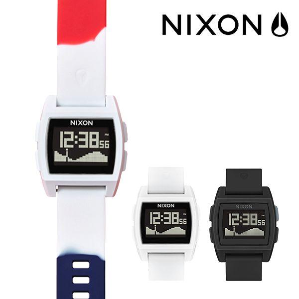送料無料 時計 NIXON ニクソン BASE TIDE A1104 FF F26