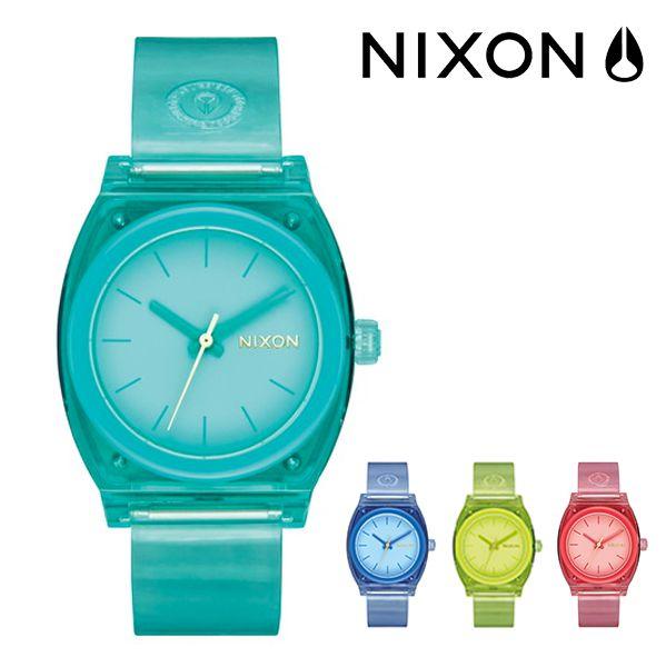 送料無料 時計 NIXON ニクソン MEDIUM TIME TELLER P A1215 FF F26