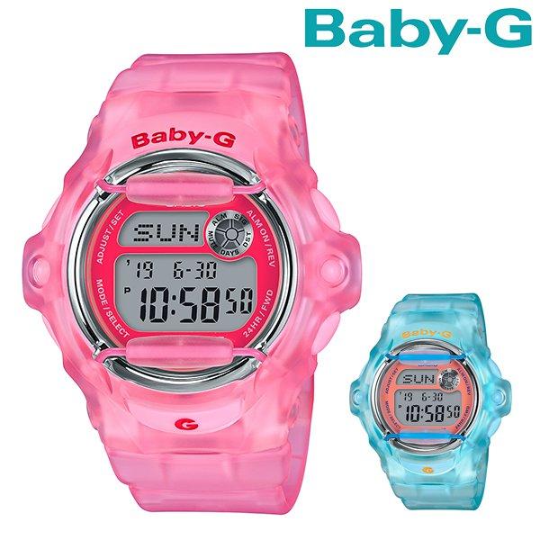 送料無料 時計 Baby-G ベビージー BG-169R FF F20