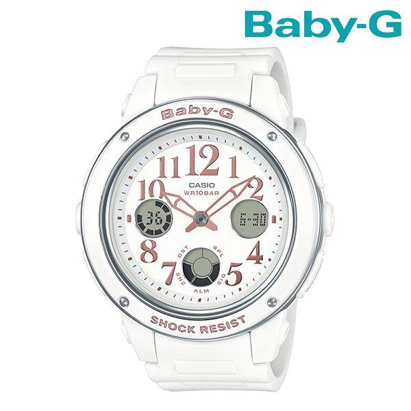 送料無料 時計 BABY-G ベビージー BGA-150EF-7BJF FF F20 MM