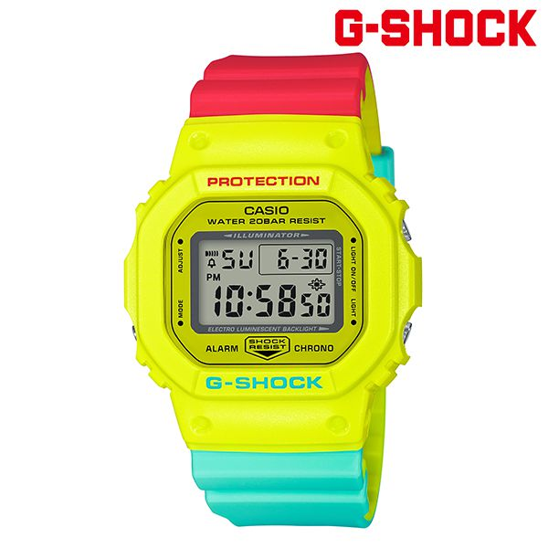 G-SHOCK ジーショック 時計 DW-5600CMA-9JF FF F20