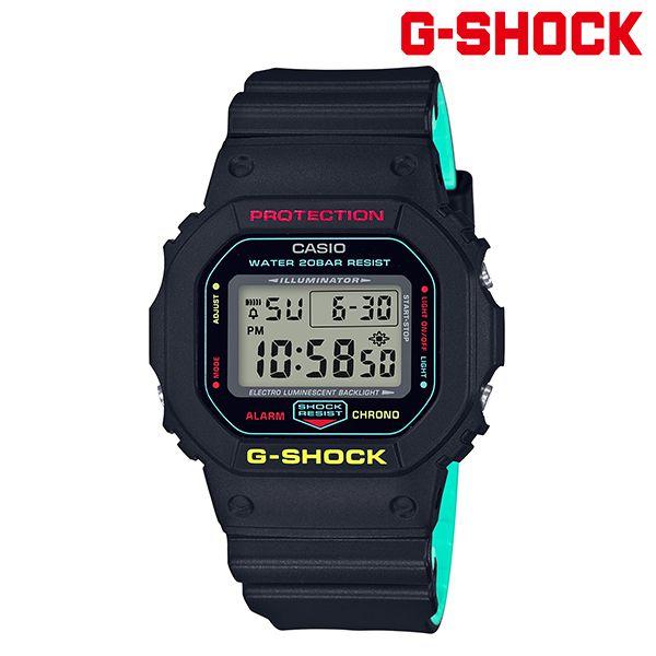 送料無料 時計 G-SHOCK ジーショック DW-5600CMB-1JF FF F20