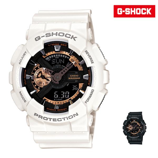 G-SHOCK ジーショック 時計 腕時計 GA-110RG 耐磁時計 防水 耐衝撃 FF F21