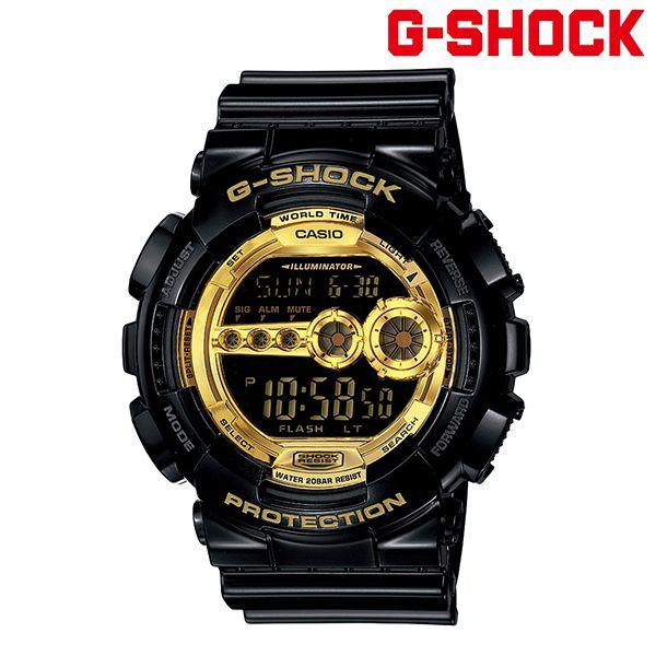 送料無料 時計 G-SHOCK ジーショック GD-100GB-1JF FF F23