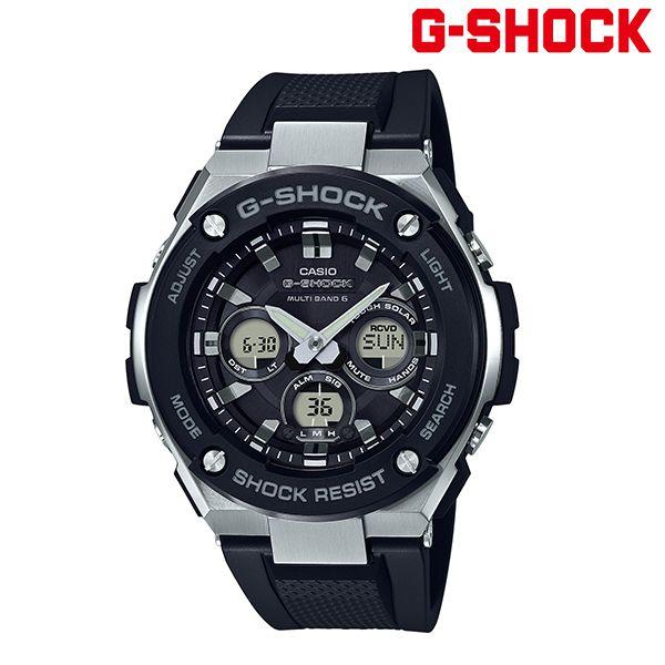送料無料 時計 G-SHOCK ジーショック GST-W300-1AJF FF F21