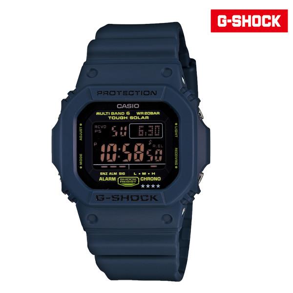 送料無料 時計 腕時計 G-SHOCK ジーショック GW-M5610NV 電波時計 防水 耐衝撃 ソーラー充電 ソーラー電波時計 FF F21