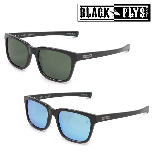送料無料 サングラス BLACK FLYS ブラックフライ FLY HADLEY フライへドリー BF-1194 偏光レンズ FF F19