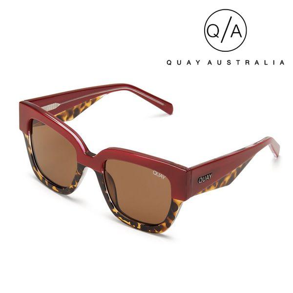 サングラス QUAY AUSTRALIA キーオーストラリア DONT STOP FF F16 MM