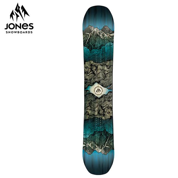 スノーボード 板 JONES ジョーンズ Mountain Twin マウンテイン ツイン 18-19モデル メンズ FF G17