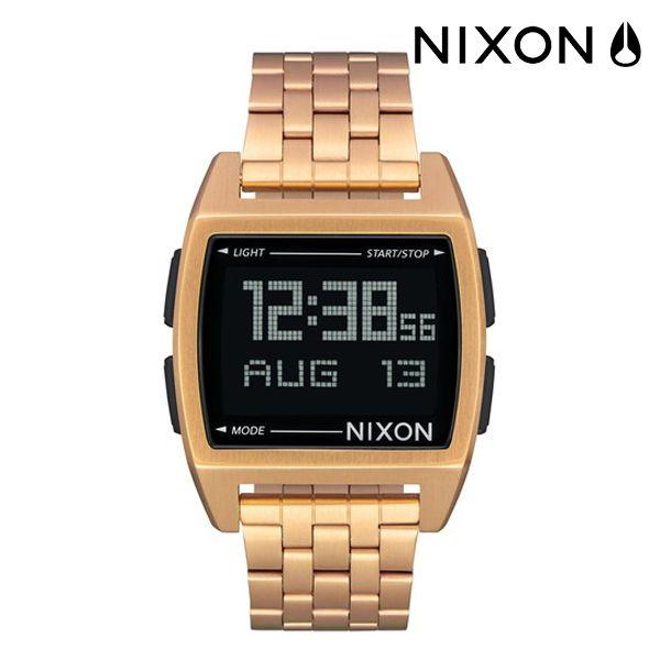 送料無料 時計 NIXON ニクソン BASE ベース A1107 502 FF G5