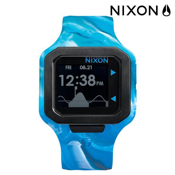 送料無料 時計 NIXON ニクソン THE SUPER TIDE スーパータイド A316 2246 FF G6 MM