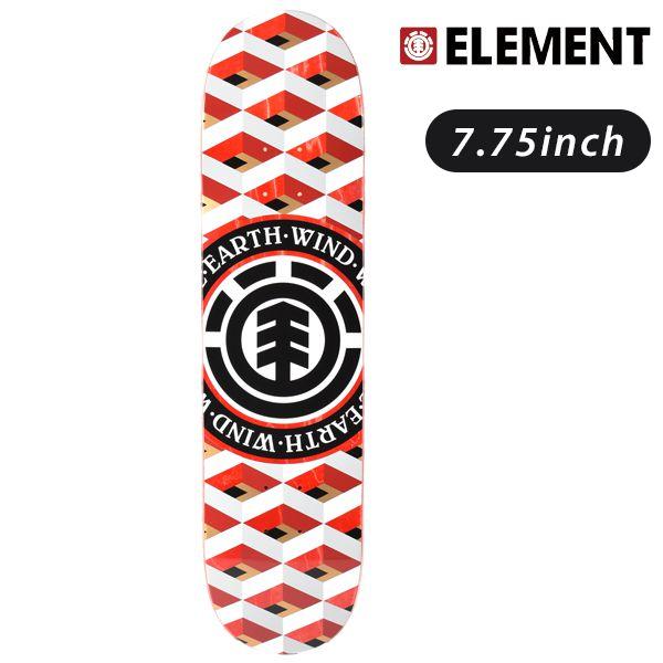 送料無料 スケートボード デッキ ELEMENT エレメント CONIFER AI027-093 FF G21