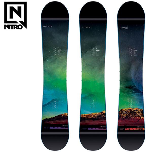 クーポン対象商品 予約販売 10月中旬入荷予定 スノーボード 板 NITRO ナイトロ TEAM EXPOSURE チーム エクスポージャー 18-19モデル メンズ FF H15