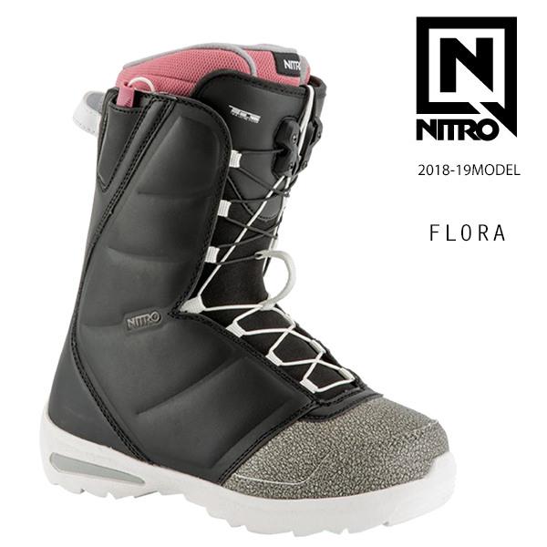 高級品市場 予約販売 NITRO 11月中旬入荷予定 送料無料 スノーボード ブーツ NITRO ナイトロ H10 FLORA FLORA フローラ 18-19モデルレディース FX H10, ジュエリーショップ TOKUGAWA:65848980 --- canoncity.azurewebsites.net