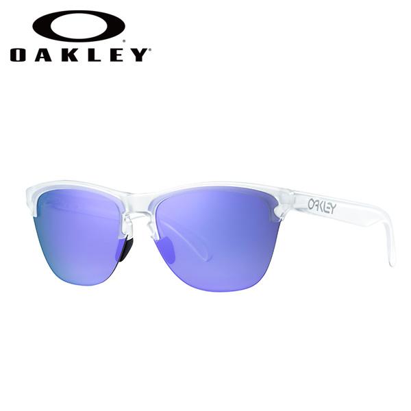 送料無料 サングラス OAKLEY オークリー FROGSKINS LITE フロッグスキン ライト OO9374-0363 メンズレディース FF H10