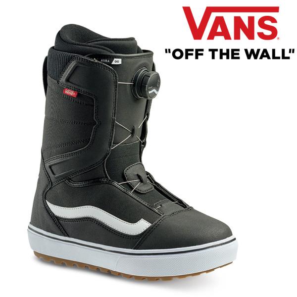 クーポン対象商品 予約販売 10月中旬入荷予定 送料無料 スノーボード ブーツ VANS バンズ AURA OG 18-19モデル メンズ FF I12