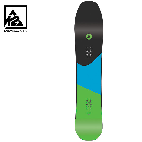 スノーボード 板 K2 ケーツー PARTY PLATTER パーティープラッター 18-19モデル FF I24