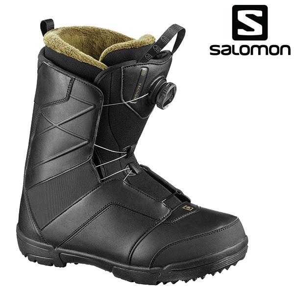 送料無料 スノーボード ブーツ SALOMON サロモン FACTION BOA ファクション ボア 18-19モデル メンズ FF I22