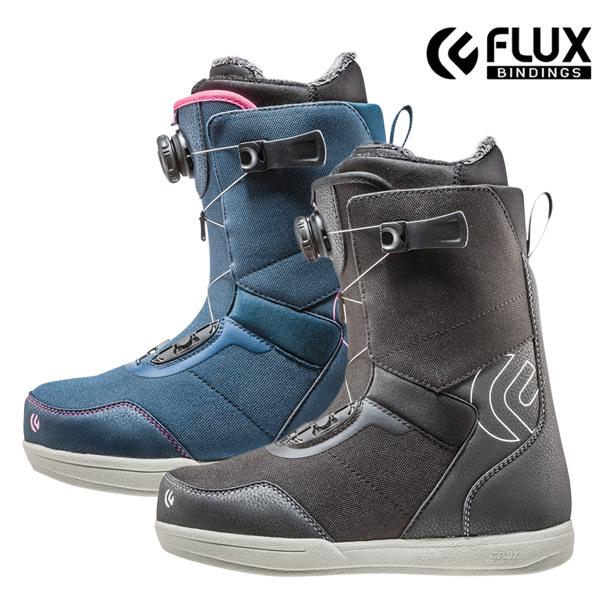 送料無料 スノーボード ブーツ FLUX フラックス FL-BOA エフエルボア 18-19モデル FF I24