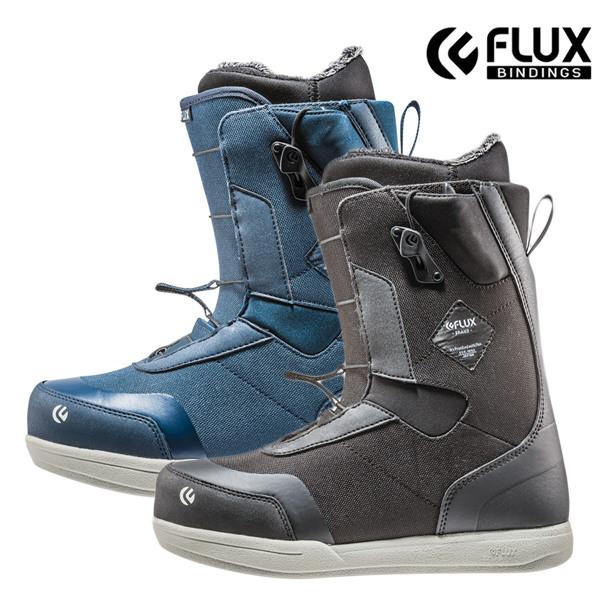 予約販売 11月中旬入荷予定 送料無料 スノーボード ブーツ FLUX フラックス GT-SPEED ジーティースピード 18-19モデル メンズ FF I24