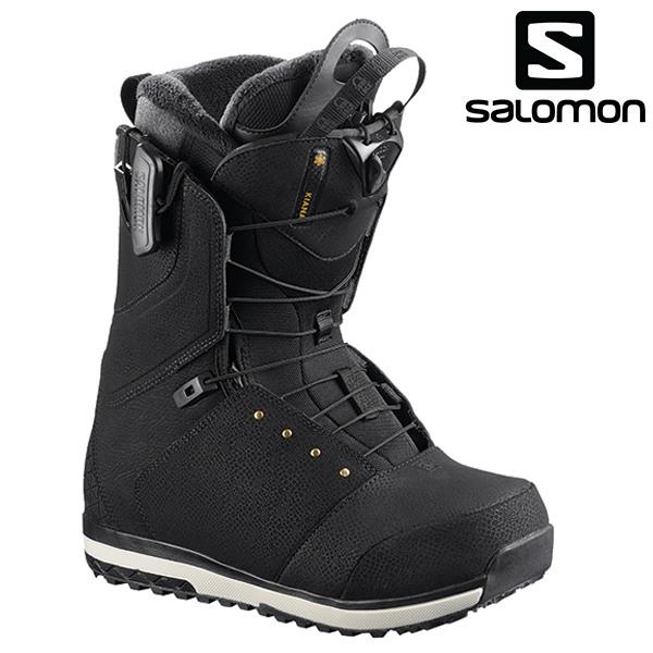 送料無料 スノーボード ブーツ SALOMON サロモン KIANA キアナ 18-19モデル レディース FF I22