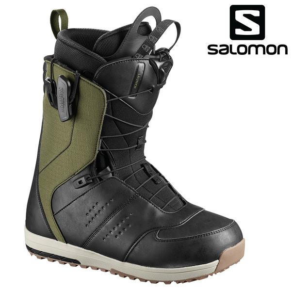 送料無料 スノーボード ブーツ SALOMON サロモン LAUNCH ランチ 18-19モデル メンズ FF I22