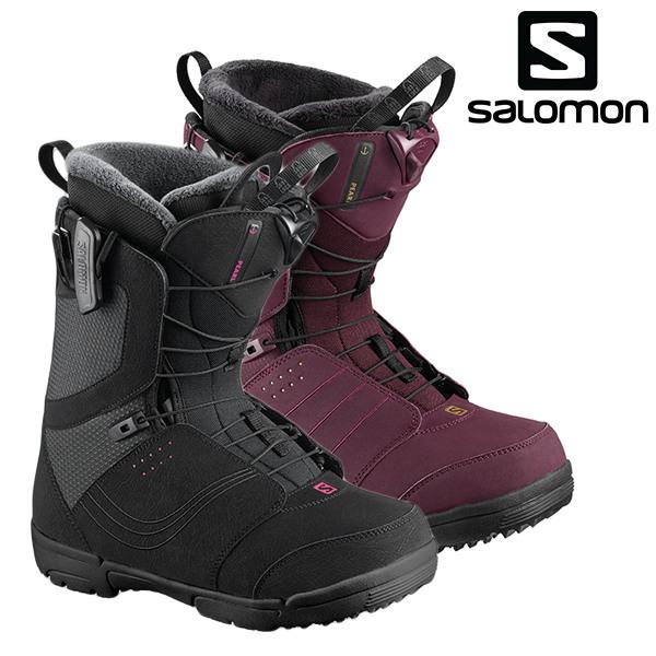 送料無料 スノーボード ブーツ SALOMON サロモン PEARL パール 18-19モデル レディース FF I21