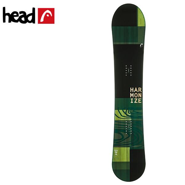 クーポン対象商品 予約販売 10月中旬入荷予定 スノーボード 板 HEAD ヘッド HARMONIZE I. ハーモナイズ 18-19モデル メンズ FF J16
