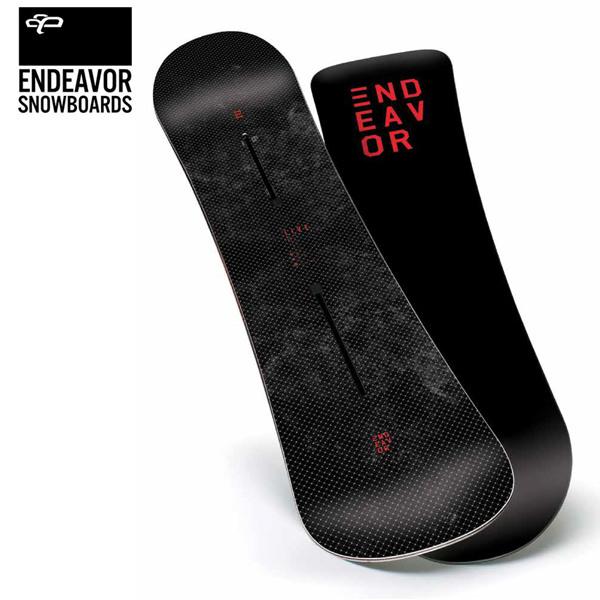 スノーボード 板 ENDEAVOR エンデバー LIVE ライブ 18-19モデル メンズ G1 J9