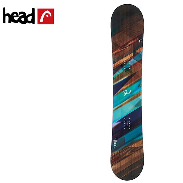 スノーボード 板 HEAD ヘッド PRIDE プライド 18-19モデル レディース FF J16