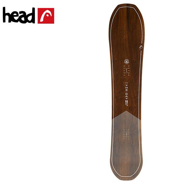 スノーボード 板 HEAD ヘッド THE DAY ザ デイ 18-19モデル メンズ FF J16